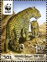 [WWF - Endangered Species, Leopard, Typ BZS]