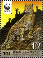 [WWF - Endangered Species, Leopard, Typ BZT]