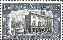 [Italian Postage Stamps & Not Issued Stamps Overprinted