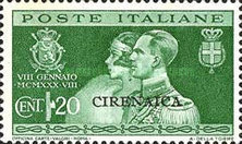 [Royal Wedding - Not Issued Italian Stamps Overprinted