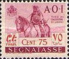 [Not Issued Stamps, Typ B5]