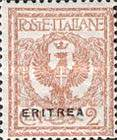 [Italian Postage Stamps Overprinted