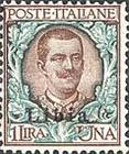 """[Italian Postage Stamps Overprinted """"Libia"""", type A13]"""