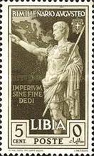 [The 2000th Anniversary of the Birth of Emperor Augustus, Typ Y]