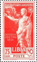 [The 2000th Anniversary of the Birth of Emperor Augustus, Typ Y2]