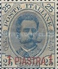 [Italy Postage Stamp Surcharged