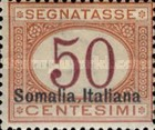 [Italian Postage Due Stamps Overprinted, type C5]