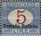 [Italian Postage Due Stamps Overprinted, type C9]