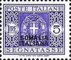 [Italian Postage Due Stamps Overprinted, type F10]