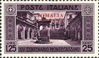 [Not Issued Italian Postage Stamps Overprinted, type AB4]