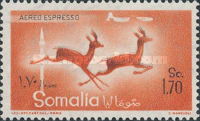[Airmail - Special Delivery Stamp, type DM]