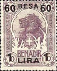 [Issue of 1906-1916 Surcharged, type G5]