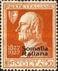 [Not Issued Italian Postage Stamps Overprinted, type W1]