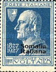 [Not Issued Italian Postage Stamps Overprinted, type W2]