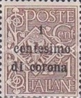 [Italian Stamps Surcharged, Typ A]