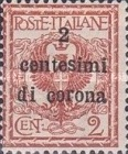 [Italian Stamps Surcharged, Typ B]