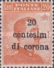 [Italian Stamps Surcharged, Typ E]