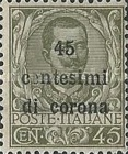 [Italian Stamps Surcharged, Typ H]