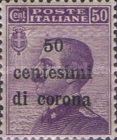 [Italian Stamps Surcharged, Typ I]