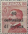 [Italian Stamps Surcharged, Typ J]
