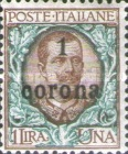 [Italian Stamps Surcharged, Typ K]