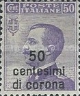 [Italian Stamps Surcharged, Typ Q]