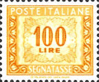 [Numeral Stamps, Typ L12]