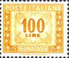 [Numeral Stamps, Typ M7]
