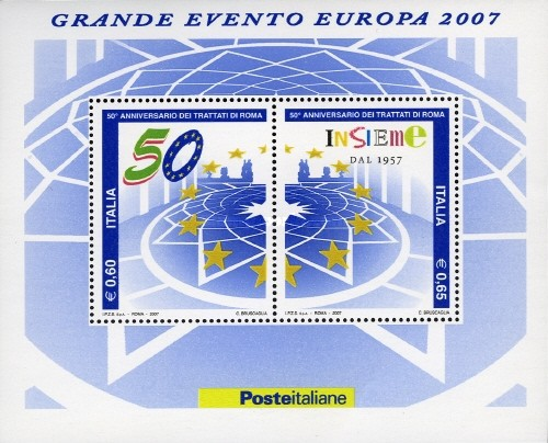 [The 50th Anniversary of the Treaties of Rome, Typ ]