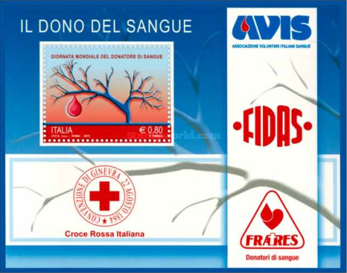 [Blood Donation, Typ ]