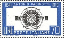 [The 50th Anniversary of the Death of Pacinotti, Typ AAA1]