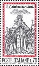 [The 500th Anniversary of the Canonization of St. Catherine of Siena, Typ AAC]