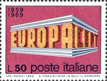 [EUROPA Stamps, Typ AFB]