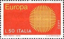 [EUROPA Stamps, Typ AFL]