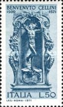 [The 400th Anniversary of the Death of Cellini, Typ AGB]