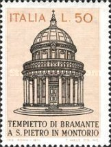 [Saint Peter Temple in Monterio, Italy, Typ AGC]