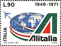 [The 25th Anniversary of ALITALIA, Typ AGL]
