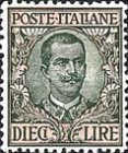 [King Victor Emmanuel III - New Value, type AL2]