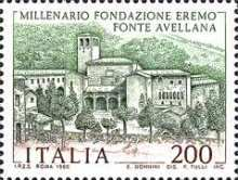 [The 1000th Anniversary of the Fonte Avellana Monestry, Typ ATB]