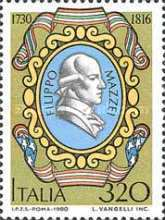 [The 250th Anniversary of the Birth of Mazzei, type AUH]