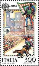 [EUROPA Stamps - Folklore, type AUX]