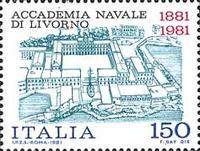 [The 100th Anniversary of the Naval Academy of Livorno, Typ AVN]