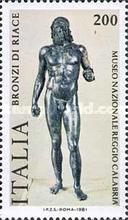 [Greek Statues from Riace, type AVX]