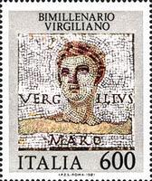[The 2000th Anniversary of the Death of Virgil, Typ AVY]