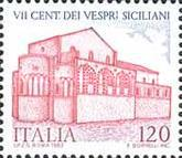 [The 700th Anniversary of the Sicilian Vespers, type AWR]