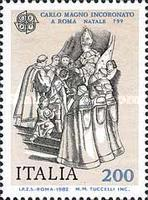 [EUROPA Stamps - Historic Events, type AWV]