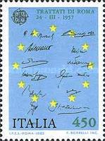 [EUROPA Stamps - Historic Events, type AWW]