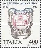 [The 400th Anniversary of the Crusca Academy, type AXV]