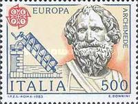 [EUROPA Stamps - Inventions, type AYO]