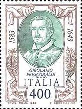 [The 400th Anniversary of the Birth of Frescobaldi, type AYZ]